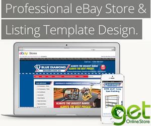 ebay store designs Australia